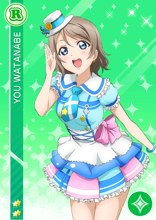 #790 Watanabe You R idolized