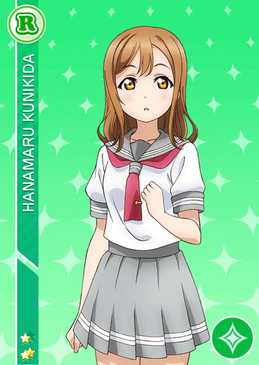 #792 Kunikida Hanamaru R