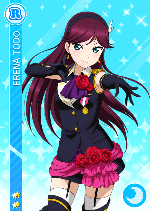 #839 Toudou Erena R idolized