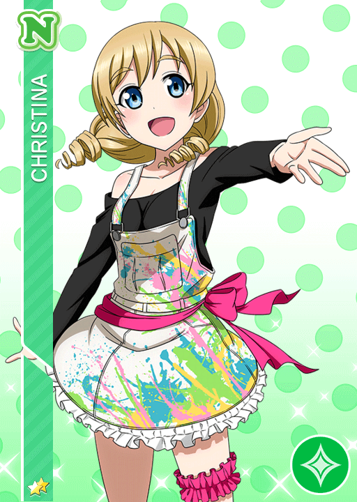 #904 Christina N idolized