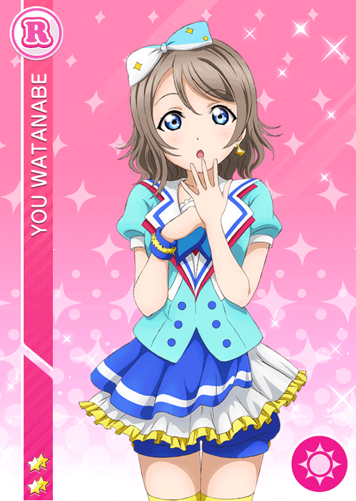 #914 Watanabe You R idolized