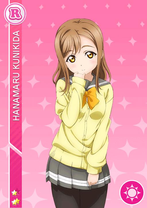 School Idol Tomodachi - Cards Album: #916 Kunikida Hanamaru R