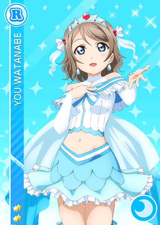 #923 Watanabe You R idolized