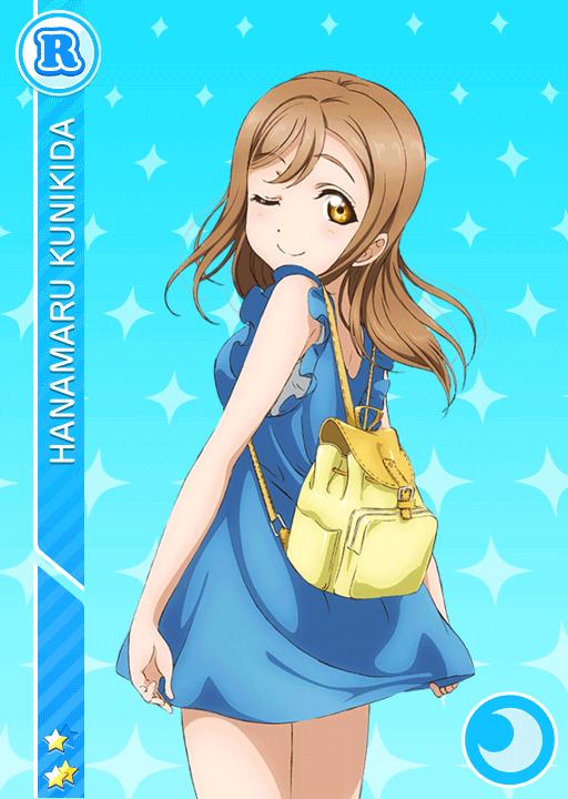 #925 Kunikida Hanamaru R