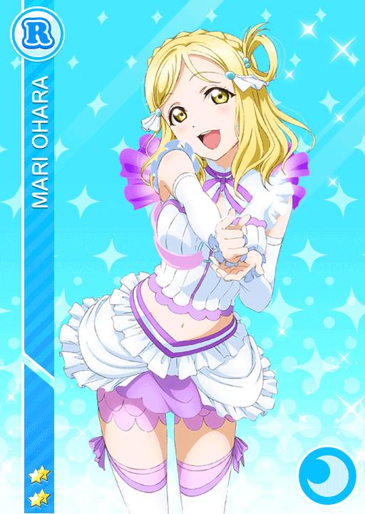 #926 Ohara Mari R idolized