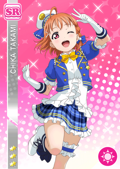 #928 Takami Chika SR idolized