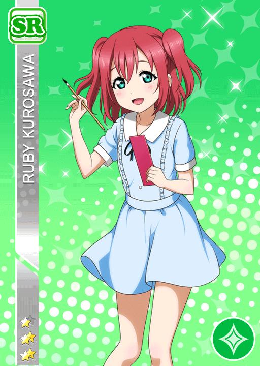 #960 Kurosawa Ruby SR