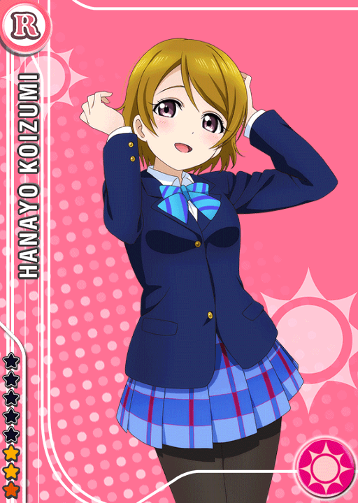 LOVE LIVE PROJECT (8 personnes) 437Hanayo