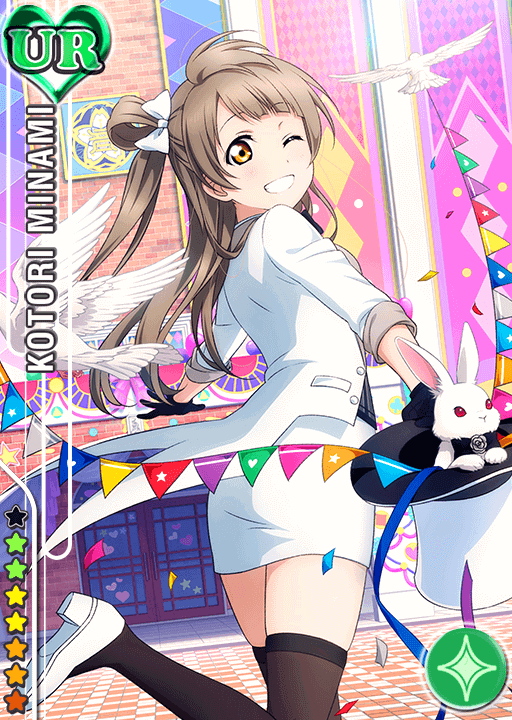 Image result for love live school idol card edits
