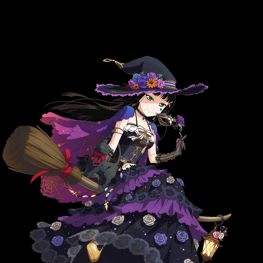 transparent idolized - Halloween Dia