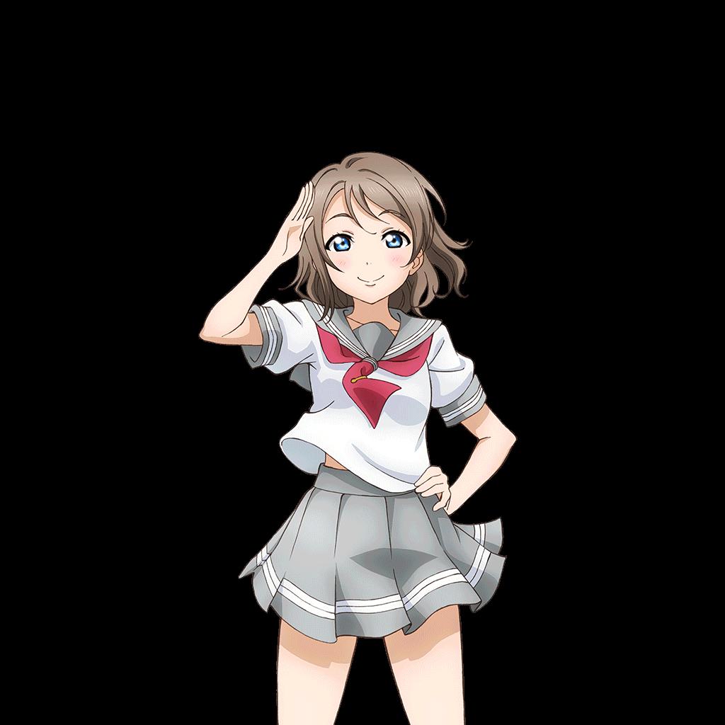 School Idol Tomodachi - Idol: Watanabe You | 1024 x 1024 png 94kB
