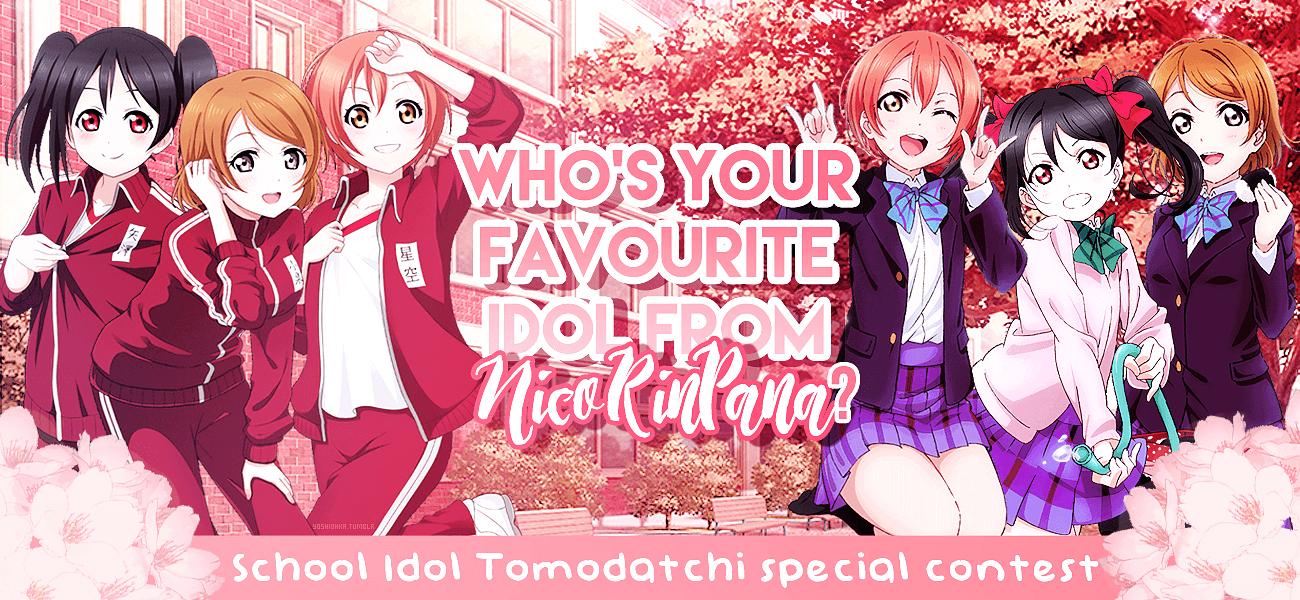 Who's your favorite idol from NicoRinPana?