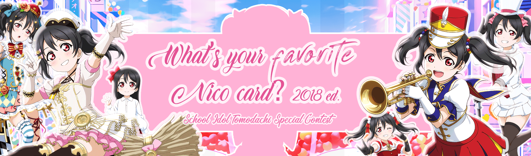 What's your favorite Nico card? 2018 ed.