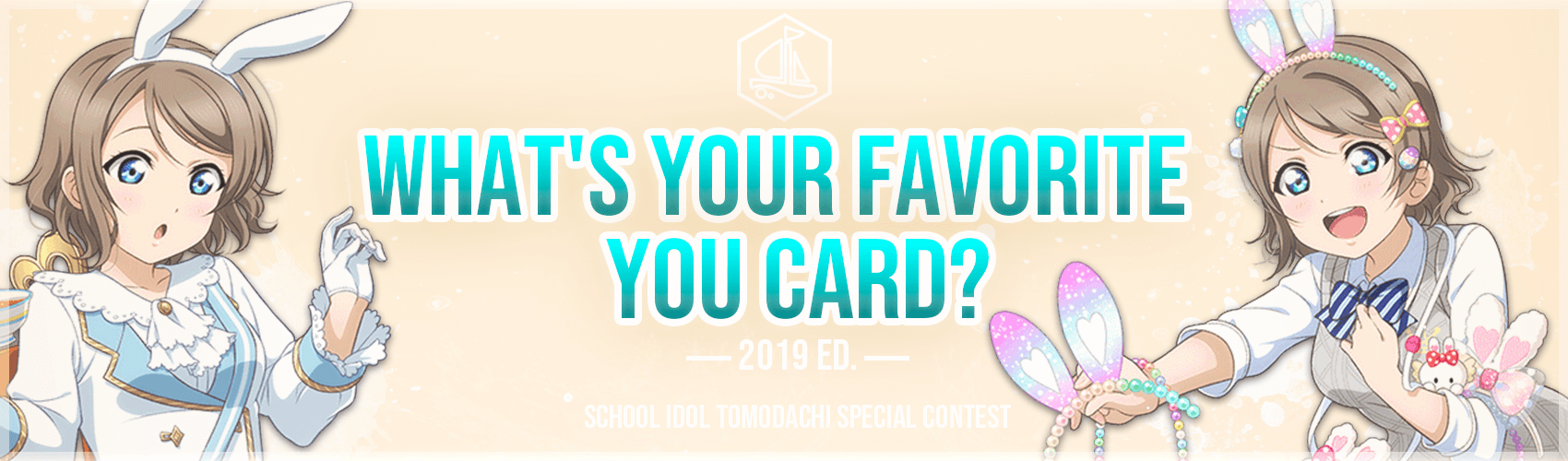 What's your favorite You card? 2019 ed.