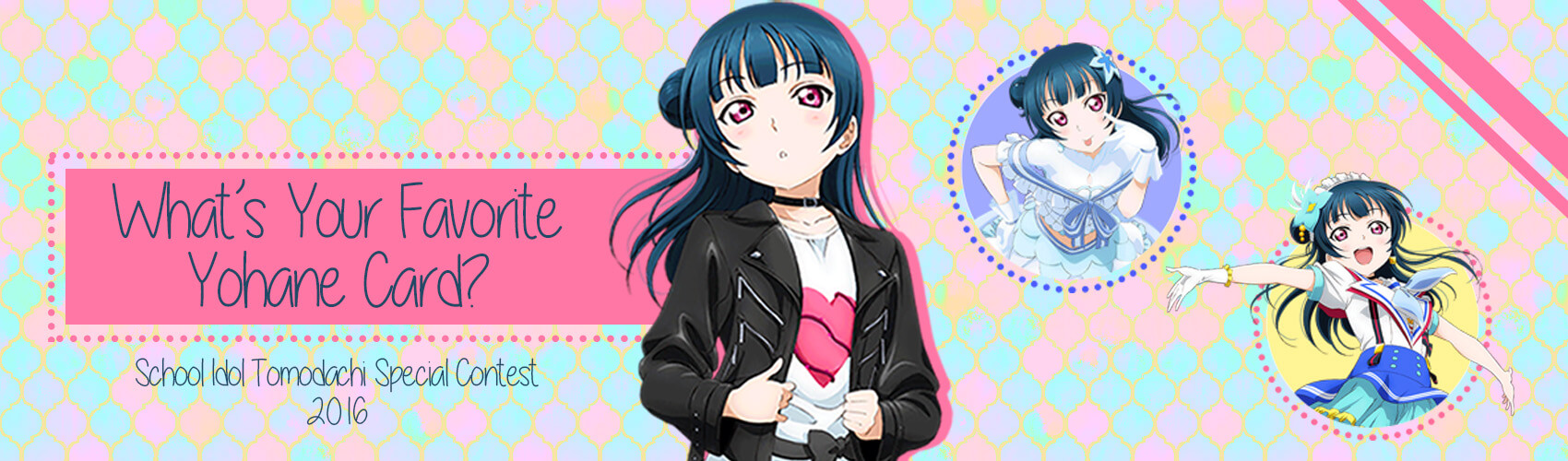 What's your favorite Yohane card?