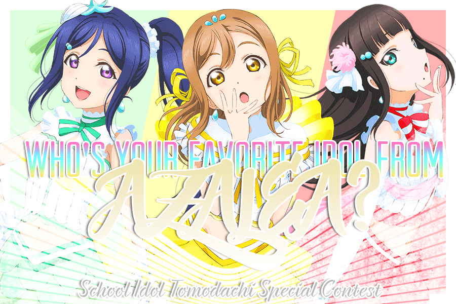 Who's your favorite idol from AZALEA?