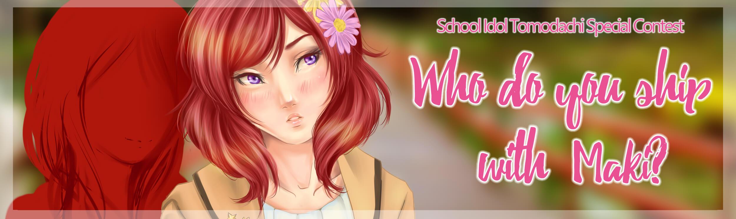 Who do you ship with Maki?
