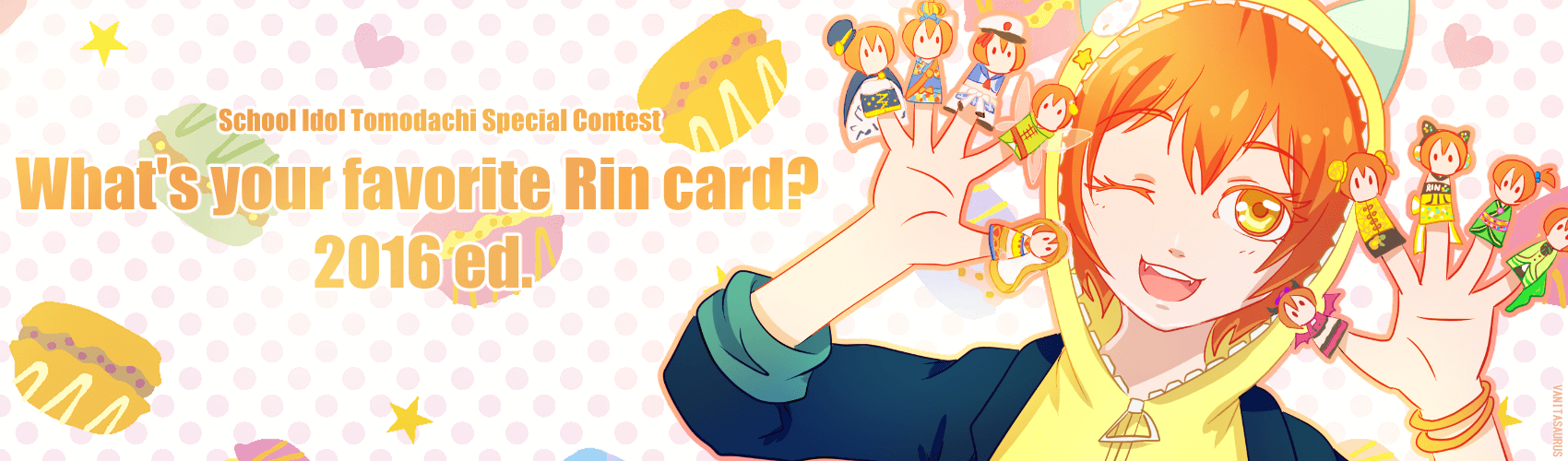 What's your favorite Rin card? 2016 ed.