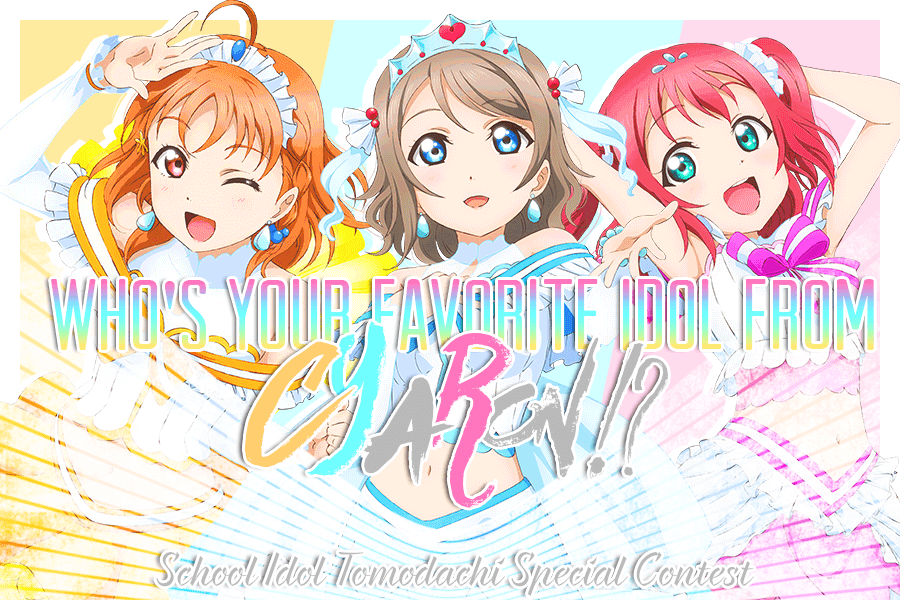 Who's your favorite idol from CYaRon!?