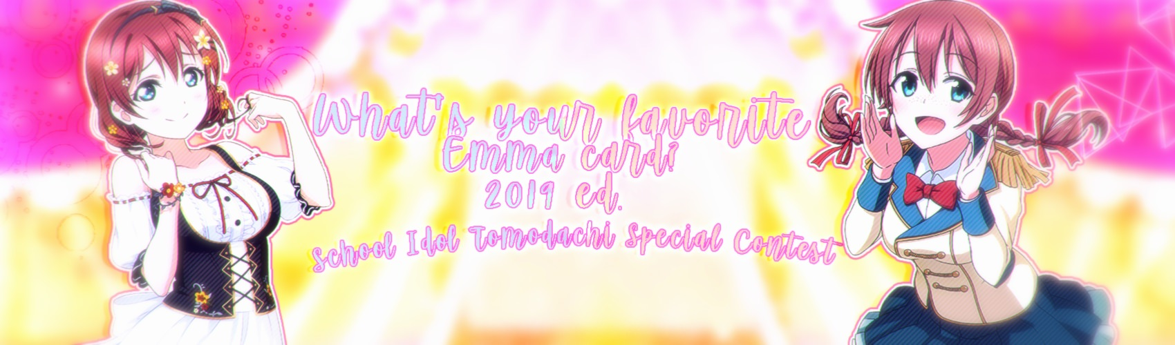What's your favorite Emma card? 2019 ed.