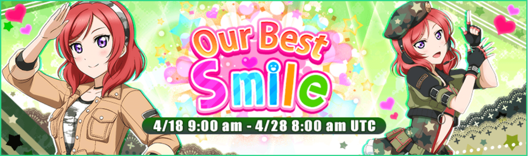 Our Best Smile