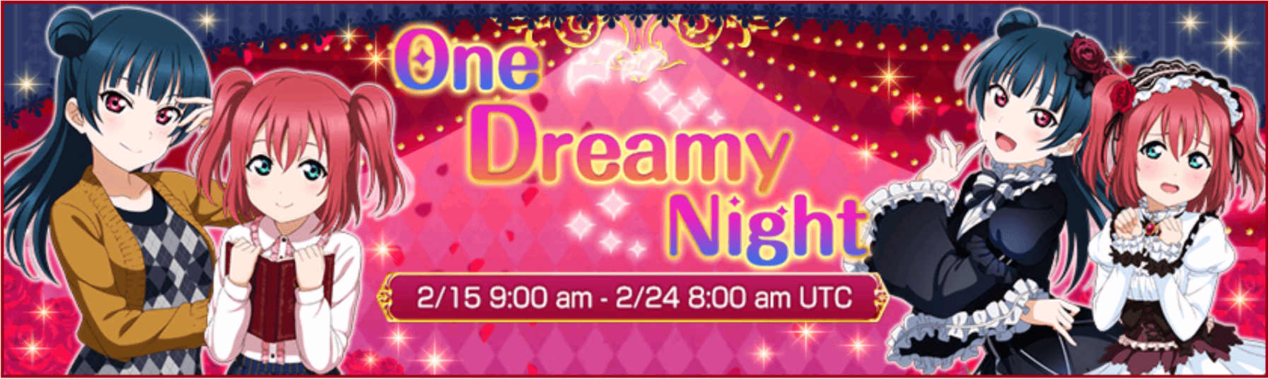 One Dreamy Night