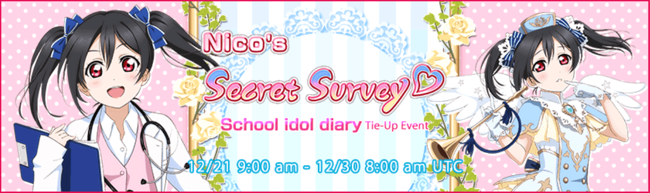 Nicos Secret Survey