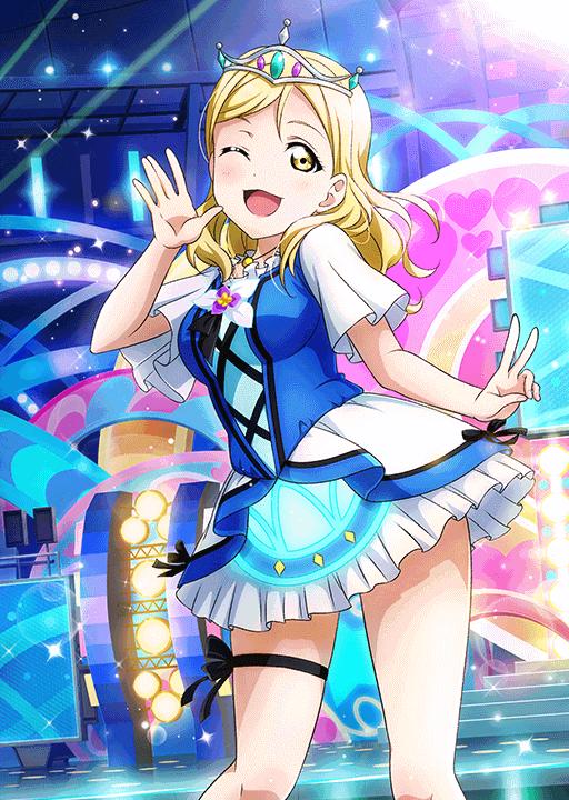 School Idol Tomodachi - Cards Album: #1504 Ohara Mari UR